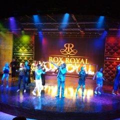 Rox Royal Hotel Турция, Кемер - 4 отзыва об отеле, цены и фото номеров - забронировать отель Rox Royal Hotel онлайн развлечения