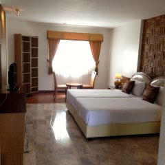 Отель Suwan Driving Range and Resort комната для гостей фото 3