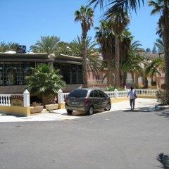 Отель Stella Jandia парковка