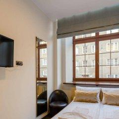 Отель Celestin Residence Гданьск комната для гостей фото 4
