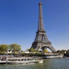 Отель Pullman Paris Centre-Bercy Франция, Париж - 2 отзыва об отеле, цены и фото номеров - забронировать отель Pullman Paris Centre-Bercy онлайн приотельная территория фото 2