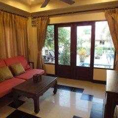 Отель Chaba Garden Resort комната для гостей