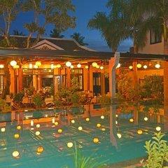 Hoian Nostalgia Hotel & Spa бассейн фото 2