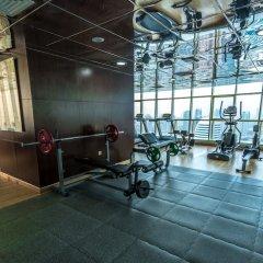 Отель First Central Hotel Suites ОАЭ, Дубай - 11 отзывов об отеле, цены и фото номеров - забронировать отель First Central Hotel Suites онлайн фитнесс-зал фото 4