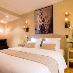Отель B Montmartre комната для гостей