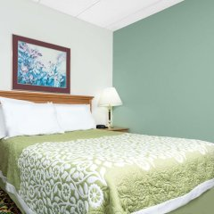 Отель Days Inn by Wyndham St Cloud комната для гостей фото 2