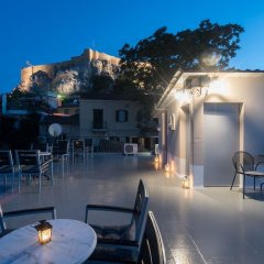 Отель Acro And Polis Афины бассейн