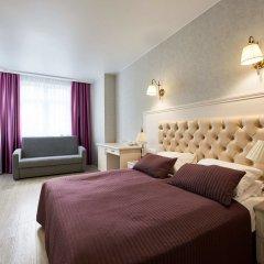 Hotel Lampa Казань комната для гостей