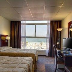 Отель Ajman Beach Аджман комната для гостей фото 5