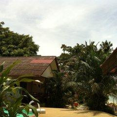 Отель Adarin Beach Resort спортивное сооружение