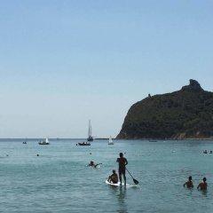 Hotel Poetto пляж фото 2