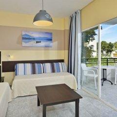 Отель Sol Lunamar Apartamentos - Adults Only комната для гостей фото 3