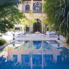 Отель Palais Sheherazade & Spa Марокко, Фес - отзывы, цены и фото номеров - забронировать отель Palais Sheherazade & Spa онлайн бассейн