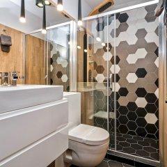 Отель RentPlanet - Apartamenty Ruska Вроцлав ванная