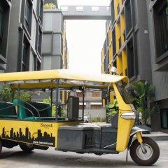 Отель iSanook Таиланд, Бангкок - 3 отзыва об отеле, цены и фото номеров - забронировать отель iSanook онлайн городской автобус