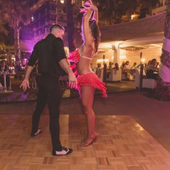Amàre Beach Hotel Marbella развлечения