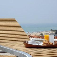 Hotel Balneario Termaeuropa Playa De Coma Ruga балкон