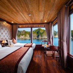 Отель Halong Lavender Cruises спа