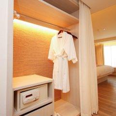 Отель Pullman Pattaya Hotel G Таиланд, Паттайя - 9 отзывов об отеле, цены и фото номеров - забронировать отель Pullman Pattaya Hotel G онлайн сейф в номере