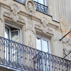 Отель Altona Франция, Париж - 5 отзывов об отеле, цены и фото номеров - забронировать отель Altona онлайн балкон