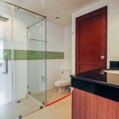 Отель BangTao Tropical Residence ванная фото 2