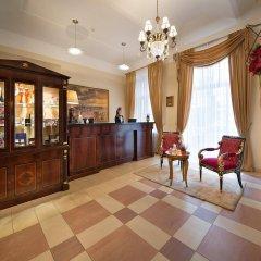 Отель Ea Embassy Прага интерьер отеля