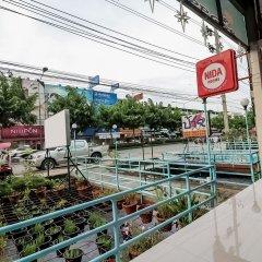 Отель NIDA Rooms Prapha 61 Don Muang балкон