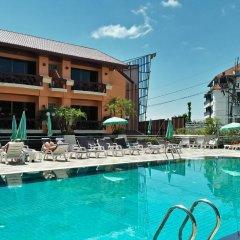 Отель Anyavee Ban Ao Nang Resort бассейн