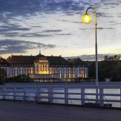 Отель Sofitel Grand Sopot спортивное сооружение