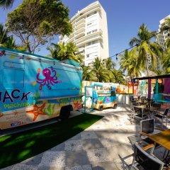 Отель Sunscape Dorado Pacifico Ixtapa Resort & Spa - Все включено городской автобус