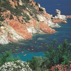Отель Arbatax Park Resort Borgo Cala Moresca фото 3