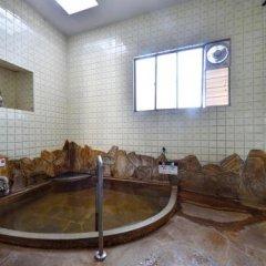 Отель Ryokan Miyukiya Япония, Беппу - отзывы, цены и фото номеров - забронировать отель Ryokan Miyukiya онлайн ванная фото 2