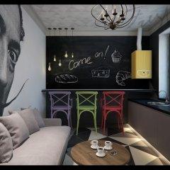 Central Hostel Харьков гостиничный бар