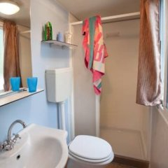 Отель Camping Le Pianacce Кастаньето-Кардуччи ванная фото 2