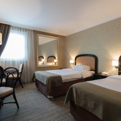 Отель Ramada by Wyndham Sofia City Center Болгария, София - 4 отзыва об отеле, цены и фото номеров - забронировать отель Ramada by Wyndham Sofia City Center онлайн комната для гостей фото 2