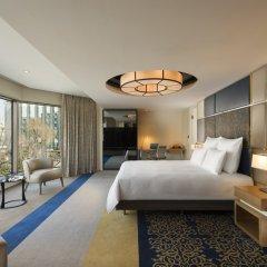 Отель Swissotel The Bosphorus Istanbul 5* Стандартный номер двуспальная кровать фото 3