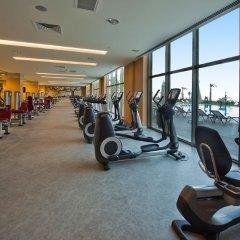 The Green Park Pendik Hotel & Convention Center фитнесс-зал фото 3