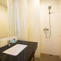 Отель Patong Holiday ванная фото 2