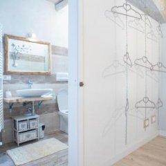 Отель Il Castello Di Perchia Сполето ванная фото 2