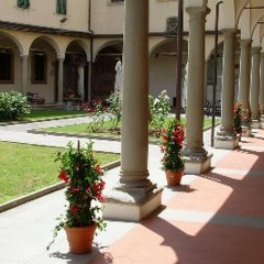 Отель Convitto Della Calza Флоренция фото 2