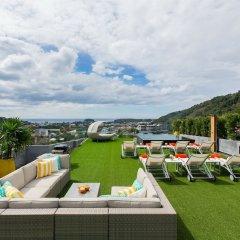 Отель 5-Bedroom Villa Omari with Private Pool пляж Ката бассейн фото 3