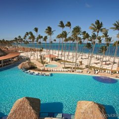 Отель Paradisus Palma Real Golf & Spa Resort All Inclusive Доминикана, Пунта Кана - 1 отзыв об отеле, цены и фото номеров - забронировать отель Paradisus Palma Real Golf & Spa Resort All Inclusive онлайн бассейн фото 2