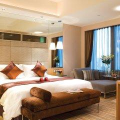 Отель Pan Pacific Xiamen комната для гостей фото 4