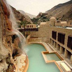 Отель Ma'In Hot Springs Иордания, Ма-Ин - отзывы, цены и фото номеров - забронировать отель Ma'In Hot Springs онлайн бассейн фото 3