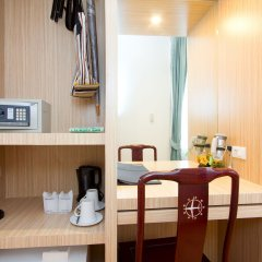 Отель China Town Бангкок сейф в номере