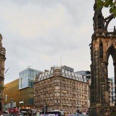 Отель Old Waverley Hotel Великобритания, Эдинбург - отзывы, цены и фото номеров - забронировать отель Old Waverley Hotel онлайн