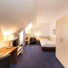 Отель Novum Hotel Mariella Airport Германия, Кёльн - 1 отзыв об отеле, цены и фото номеров - забронировать отель Novum Hotel Mariella Airport онлайн комната для гостей