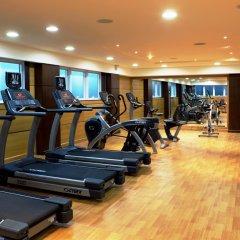 Отель Park Regis Kris Kin Дубай фитнесс-зал