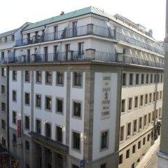 Отель Bel'Espérance Швейцария, Женева - отзывы, цены и фото номеров - забронировать отель Bel'Espérance онлайн вид на фасад