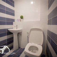 Отель Stay Tiny ванная